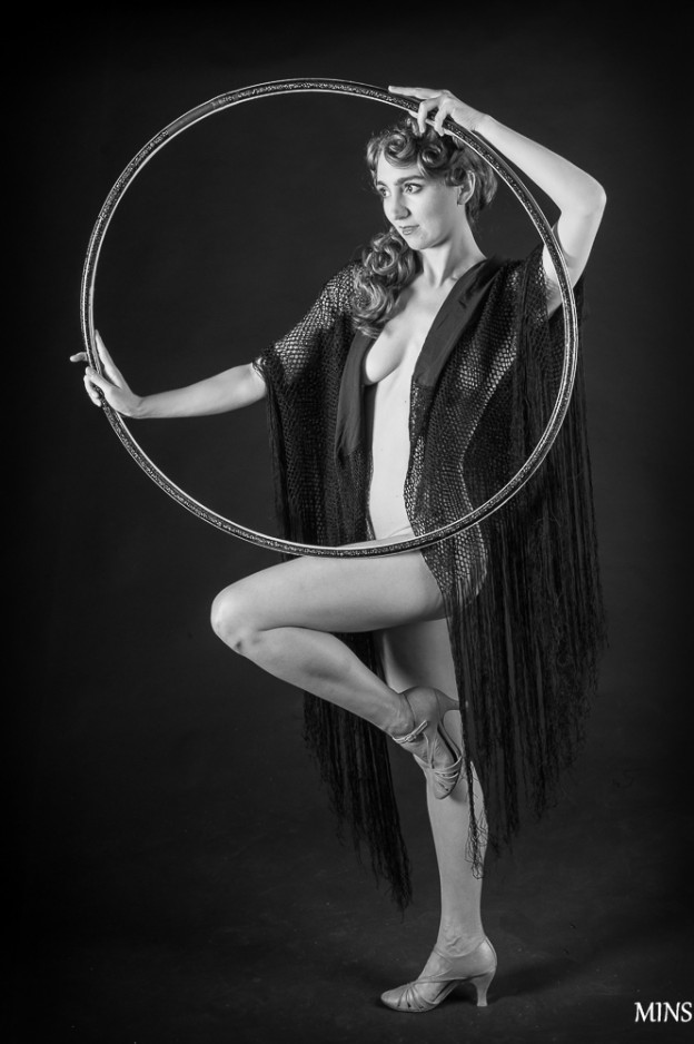 spanish-hoop