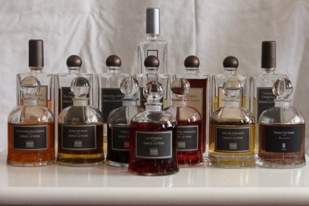 Les parfums Serge Lutens